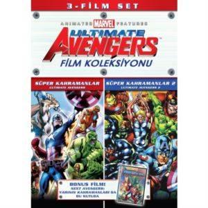 Ultimate Avengers  ...
