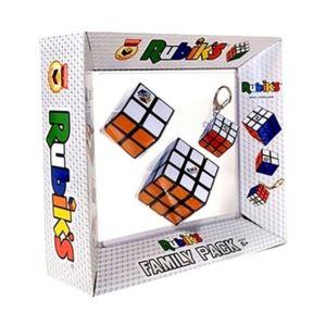 Rubik's Family Paket (3X3 Anahtarlık,2X2,3X3)
