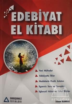 Edebiyat El Kitabı - Uygulamalı Dil Bilgisi El Kitabı