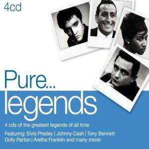 Pure Legends 4 CD  ...