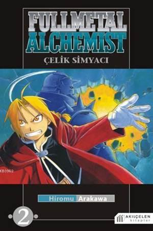 Fullmetal Alchemist 2 - Metal Simyacı