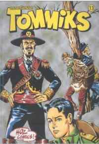 Esse Gesse Tommiks 13 Ölüm Çukuru