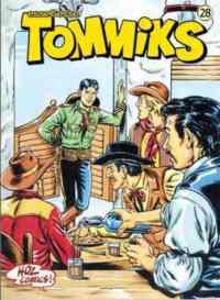 Tommiks Ölüm Savaş ...
