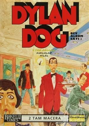 Dylan Dog Dev Albüm Sayı: 3