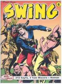 Özel Seri Swing 6 Büyülü Kayalık