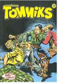 Esse Gesse Tommiks 9 Ölüm Treni