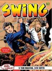 Özel Seri Swing 60 Kaybolan Günlük