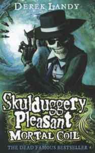 Skulduggery Pleasa ...