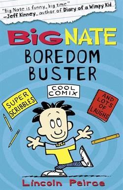 Big Nate Boredom Buster (Activity Book 1)