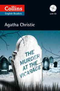 COLLINS The Murder at the Vicarage (ELT reader with CD)