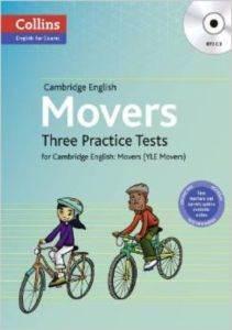 Cambridge English Movers +MP3 CD (Three Practice Tests)