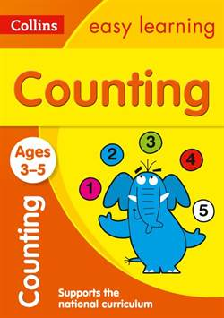 Collins Easy Learning: Counting