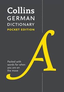 Collins Pocket German Dictionary