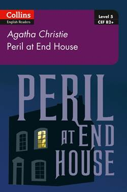 Collins Peril At End House (ELT Reader With CD)