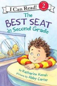 The Best Seat in Second Grade (I Can Read, Level 2)