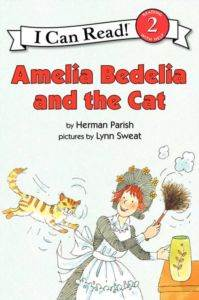Amelia Bedelia and the Cat (I Can Read)