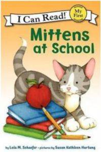 Mittens at School (I Can Read)