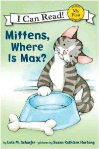 Mittens, Where is  ...
