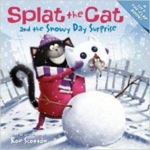 Splat The Cat: The Snowy Day Surprise