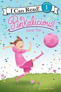 Pinkalicious: Soccer Star (I Can Read, Level 1)