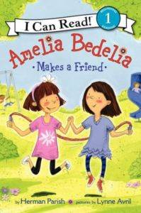 Amelia Bedelia Makes a Friend (I Can Read)