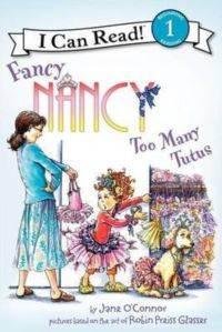 Fancy Nancy: Too M ...