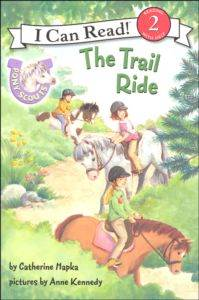 Pony Scouts: The Trail Ride (I Can Read, Level 1)