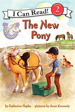 Pony Scouts: The New Pony (I Can Read, Level 2)