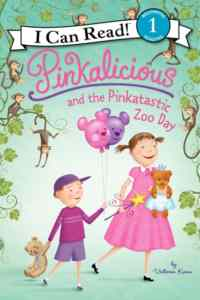 Pinkalicious And The Pinktastic Zoo Day (I Can Read, Level 1)