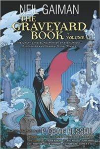 The Graveyard Book ...