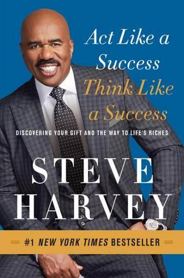 Act Like Success Think<br/>Like A Success