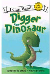 Digger The Dinosau ...