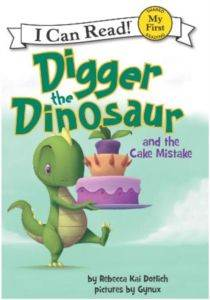 Digger The <br/>Dinosaur And  ...