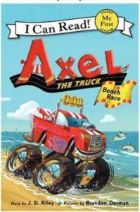 Axel The Truck: Be ...