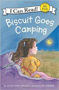 Biscuit Goes Campi ...
