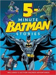 5 Minute Batman Stories