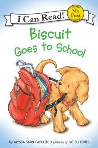 Biscuit Goes to Sc ...
