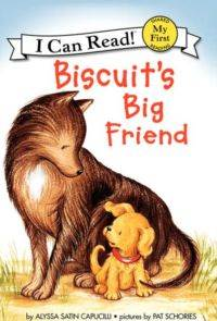 Biscuit's Big Friend (My First I Can Read)