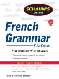 Schaum's Outlines French Grammar
