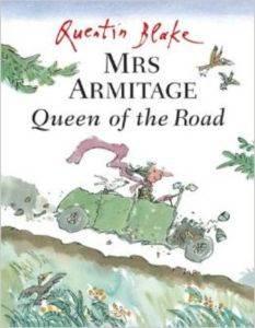 Mrs Armitage Queen ...