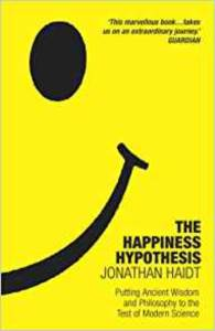 The Happiness Hyphothesis