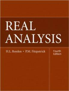 Real Analysis:Unit ...