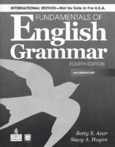Fundamentals of <br/>English Grammar