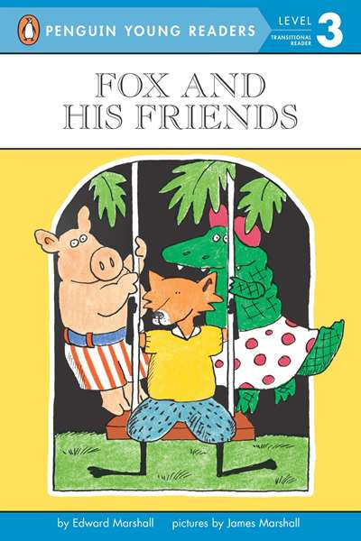 Fox and His Friends (Young Readers)