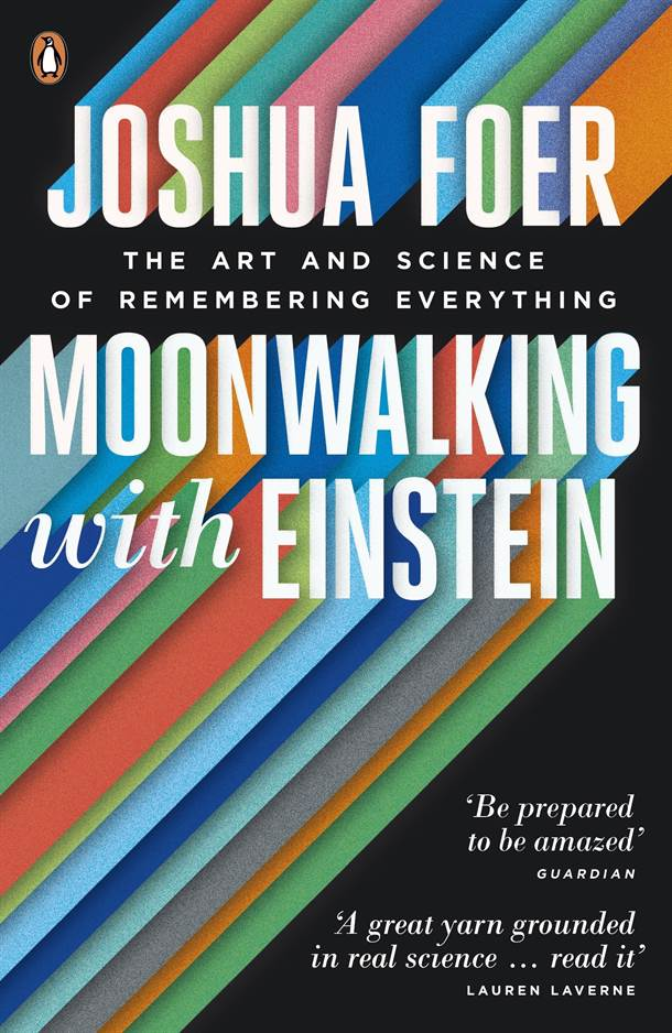 Moonwalking with Einstein