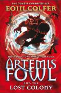 Artemis Fowl The Lost Colony 5