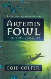 Artemis Fowl and the Time Paradox 6