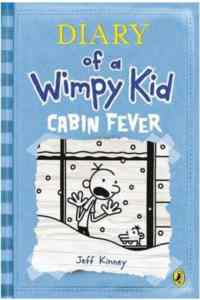 Diary of a Wimpy Kid 6: Cabin Fever (hardcover)