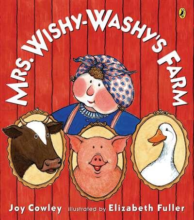 Mrs Wishy-Washy's  ...