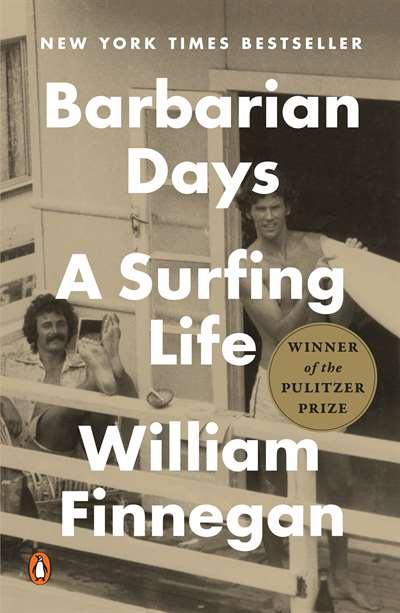 Barbarian Days: A  ...
